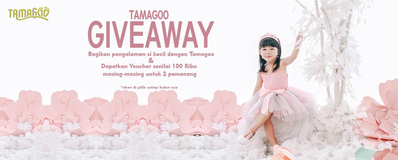 tamagoo giveaway