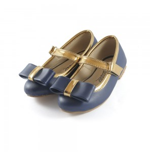 Nicole Navy With Shoe Clip