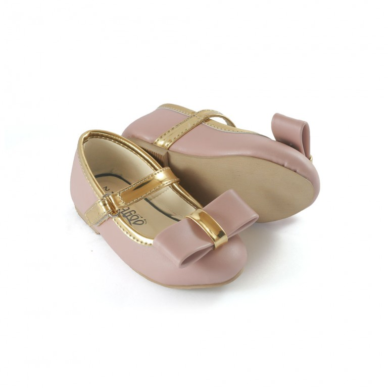Nicole Pink With Shoe Clip